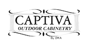 Captiva Outdoor Cabinetry Logo